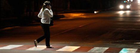 В Украине хотят по-новому оборудовать зоны возле переходов для безопасности пешеходов