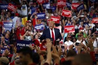 Трамп офіційно оголосив про свою участь у виборах президента США
