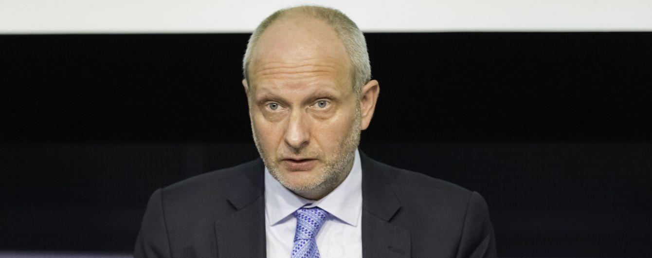 В Украину прибыл новый посол ЕС