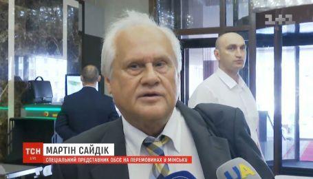 Сайдик: Приоритетный вопрос в Минске - это режим тишины