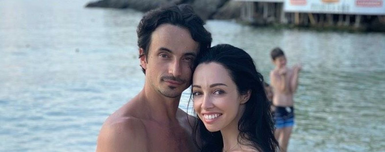 Пляжные каникулы: Екатерина Кухар показала, как с супругом и дочкой провела время в Болгарии