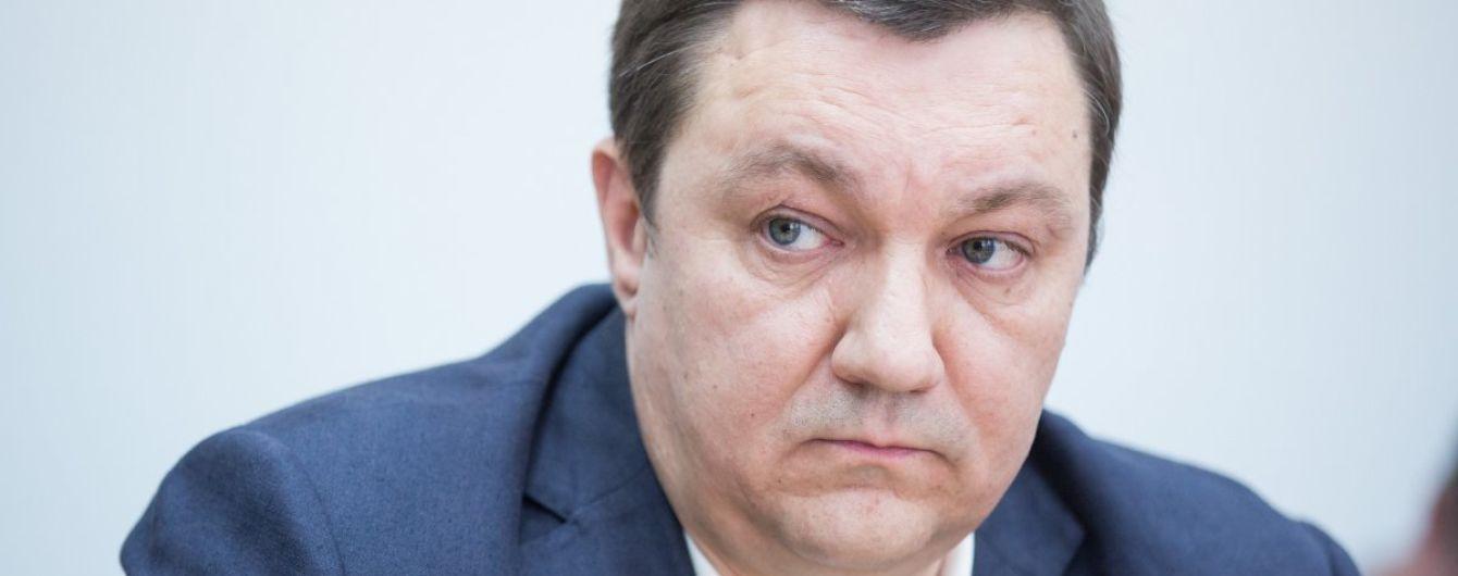 В Киеве из наградного оружия застрелился нардеп Дмитрий Тымчук