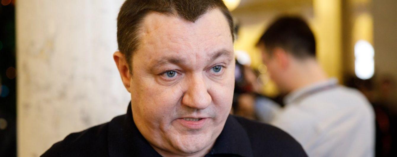 В МВД озвучили версии гибели нардепа Тимчука