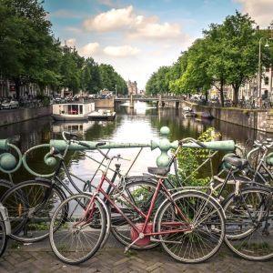 В Нидерландах открылся самый большой в мире велопаркинг