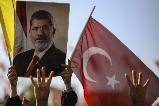 Ердоган заявив, що експрезидент Єгипту Мурсі був убитий
