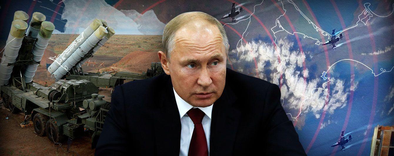 Крым: угроза с воздуха