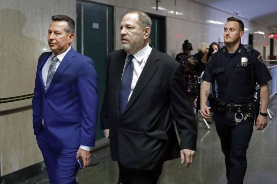 Ще один адвокат Вайнштейна відмовився від його захисту