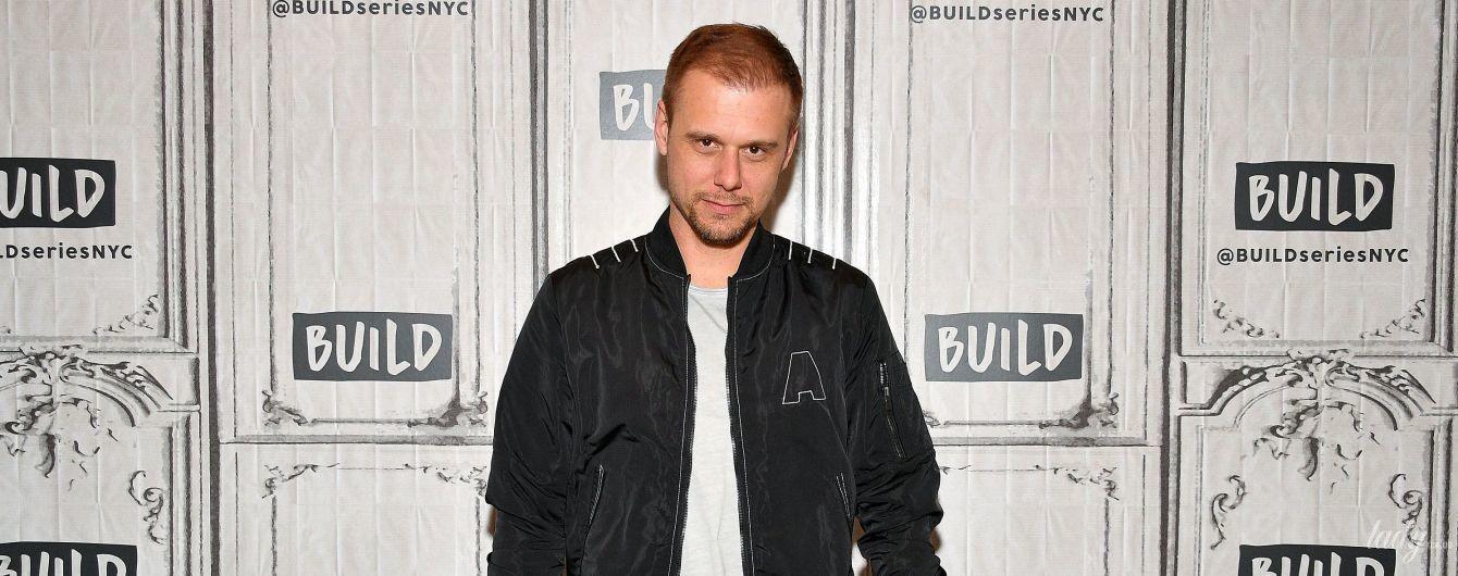 Це буде приголомшливо: чим дивуватиме Armin van Buuren українських шанувальників