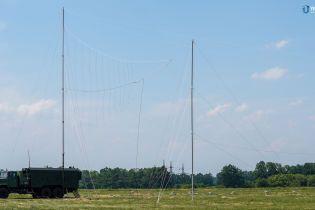 На Харьковщине испытали новую отечественную станцию радиоэлектронной борьбы