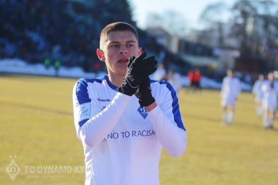 Миколенко потрапив до сфери інтересів італійських клубів