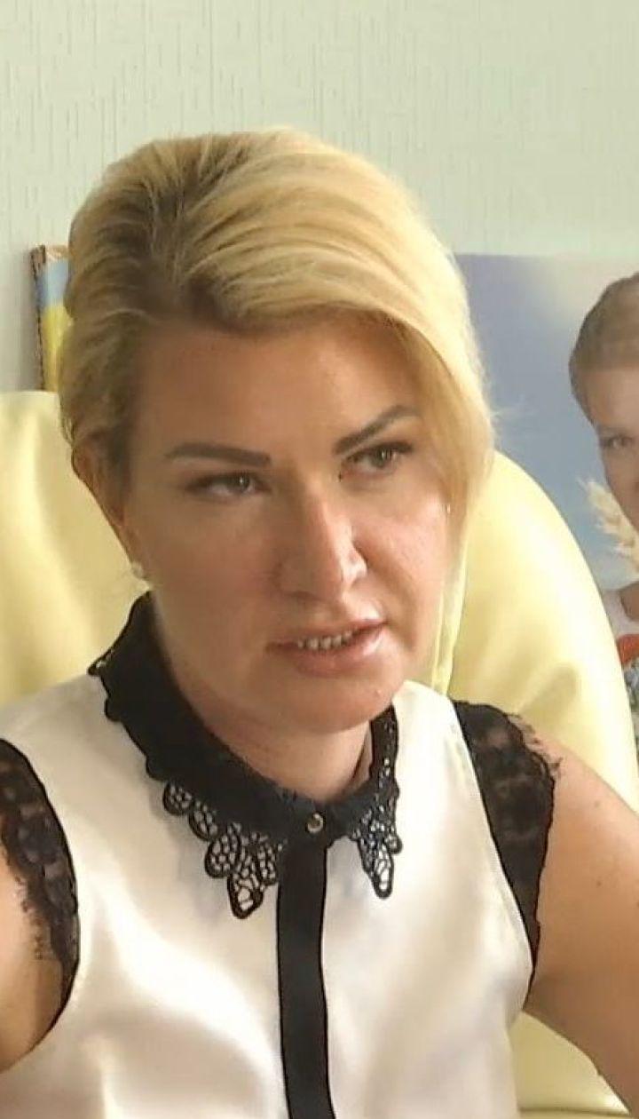 За поведение стыдно: одиозная председатель Васильковского райсовета прокомментировала свою брань и плевание