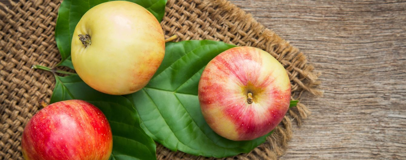 Українські яблука все частіше продають за кордон