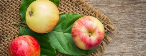 Украинские яблоки все чаще продают за границу