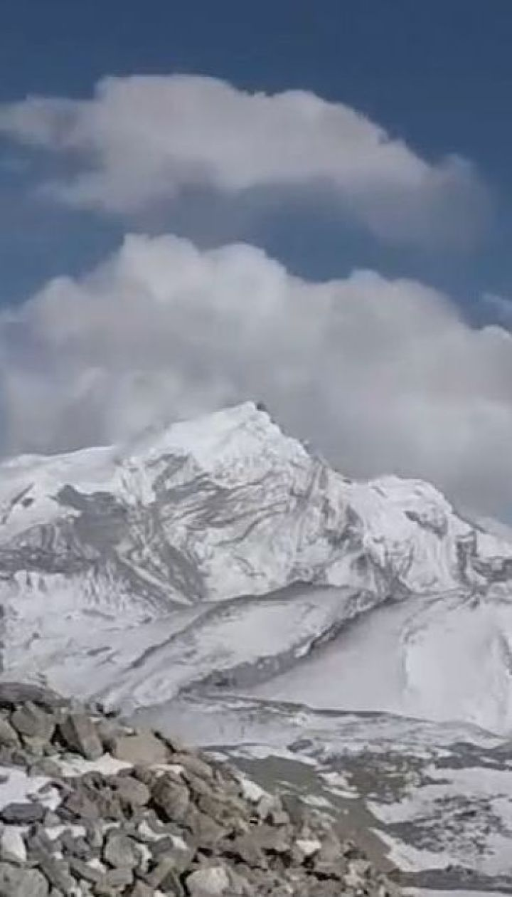Вчені заявили про рекордне танення льодовиків Гімалаїв