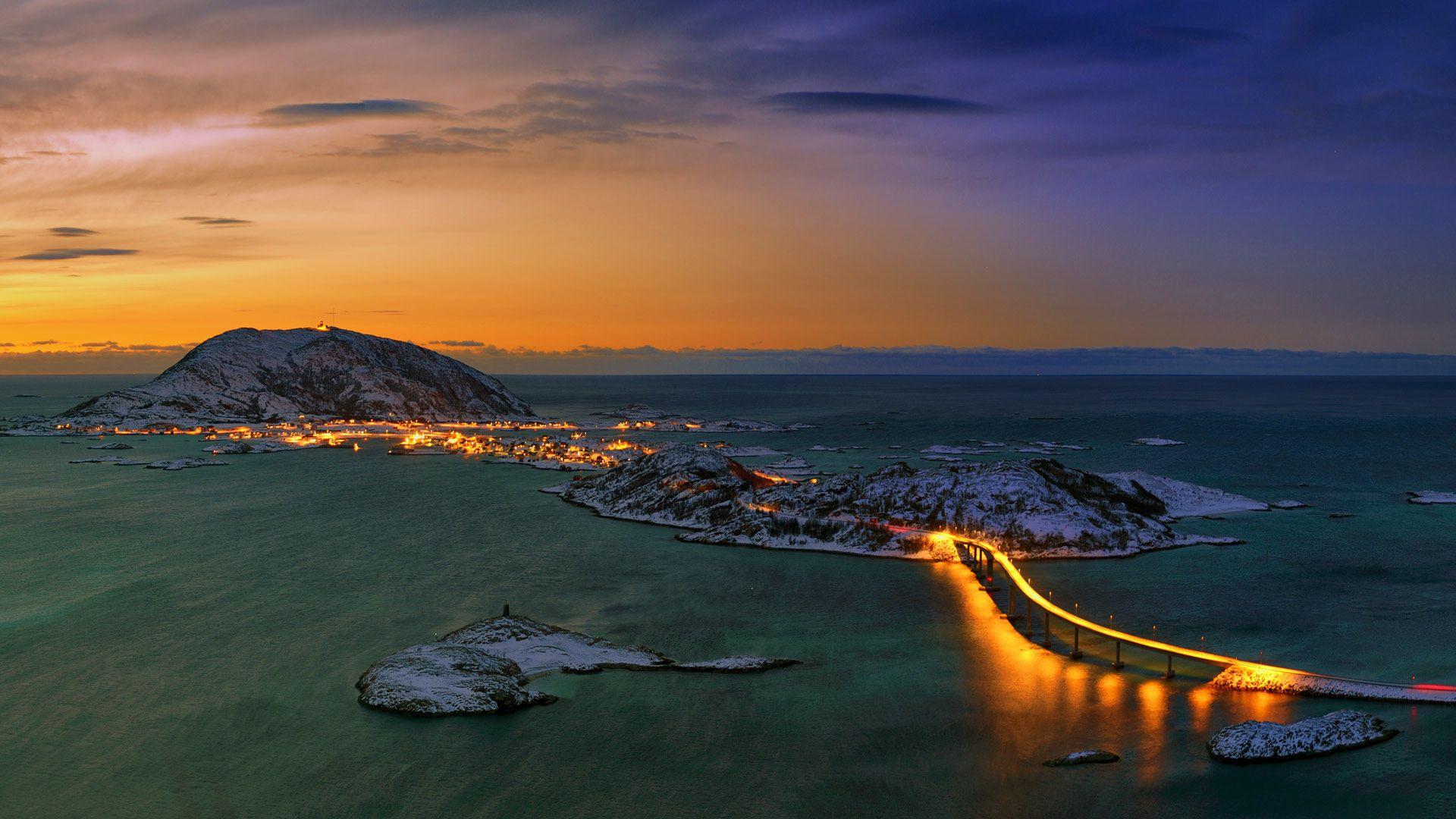 Соммарьой Норвегія