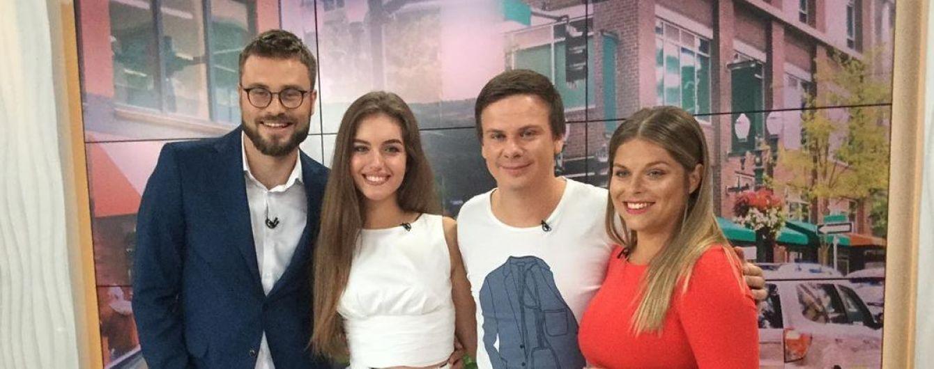 Жена Дмитрия Комарова рассказала, взяла ли его фамилию