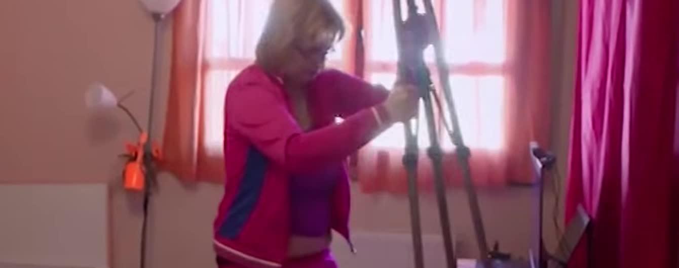 Іспанська бабуся подалась у порноакторки, щоб утримувати сім'ю