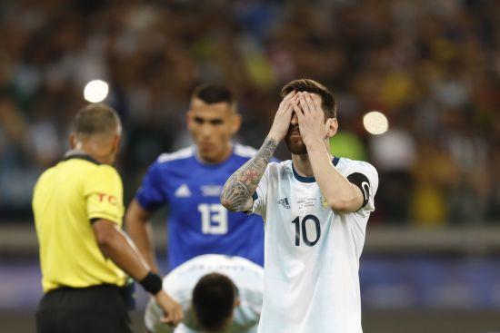 Мессі про невдалий старт збірної Аргентини на Кубку Америки: Було б божевіллям не вийти з групи