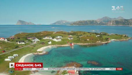 """Жители норвежского острова Соммарей просят правительство признать их территорию """"зоной свободного времени"""""""