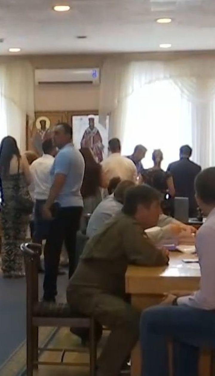 """ЦИК """"заминировали"""" в последний день регистрации кандидатов в народные депутаты"""