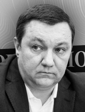 Дмитро Тимчук. RIP