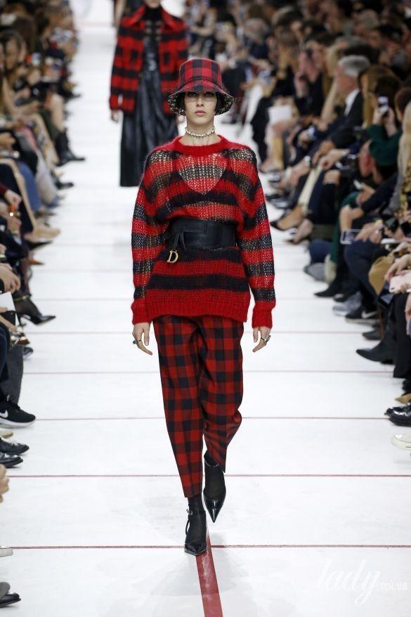 Коллекция Christian Dior прет-а-порте сезона осень-зима 2019-2020_18