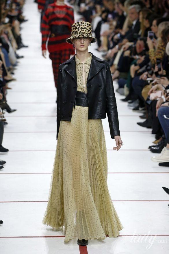 Коллекция Christian Dior прет-а-порте сезона осень-зима 2019-2020_17