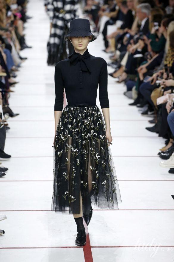 Коллекция Christian Dior прет-а-порте сезона осень-зима 2019-2020_36