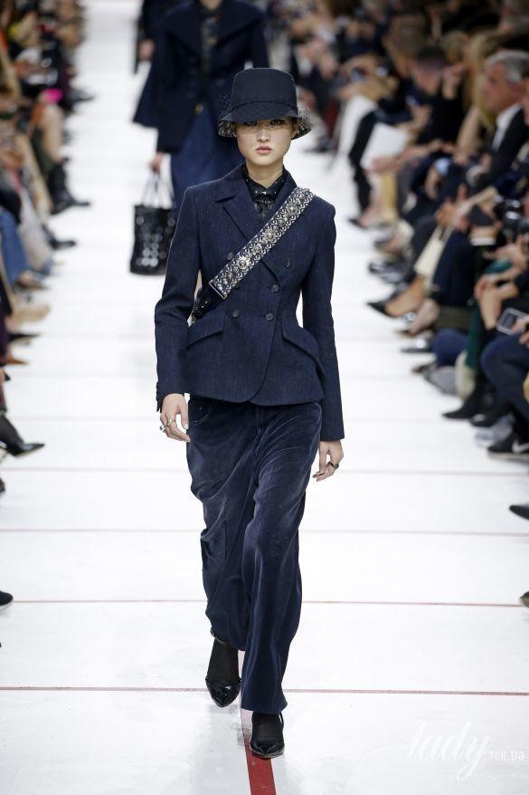 Коллекция Christian Dior прет-а-порте сезона осень-зима 2019-2020_46