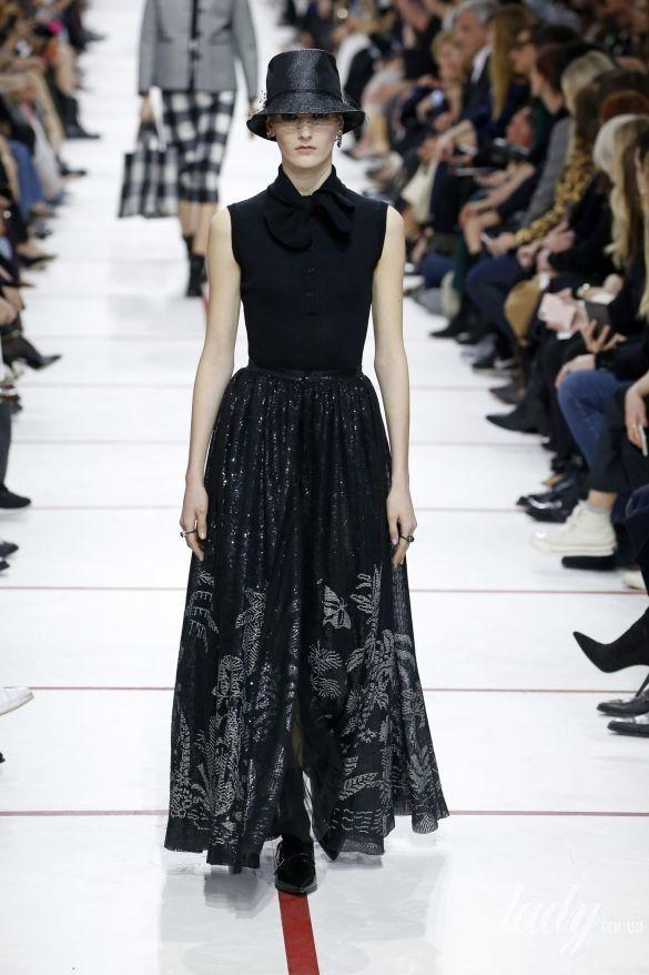 Коллекция Christian Dior прет-а-порте сезона осень-зима 2019-2020_58