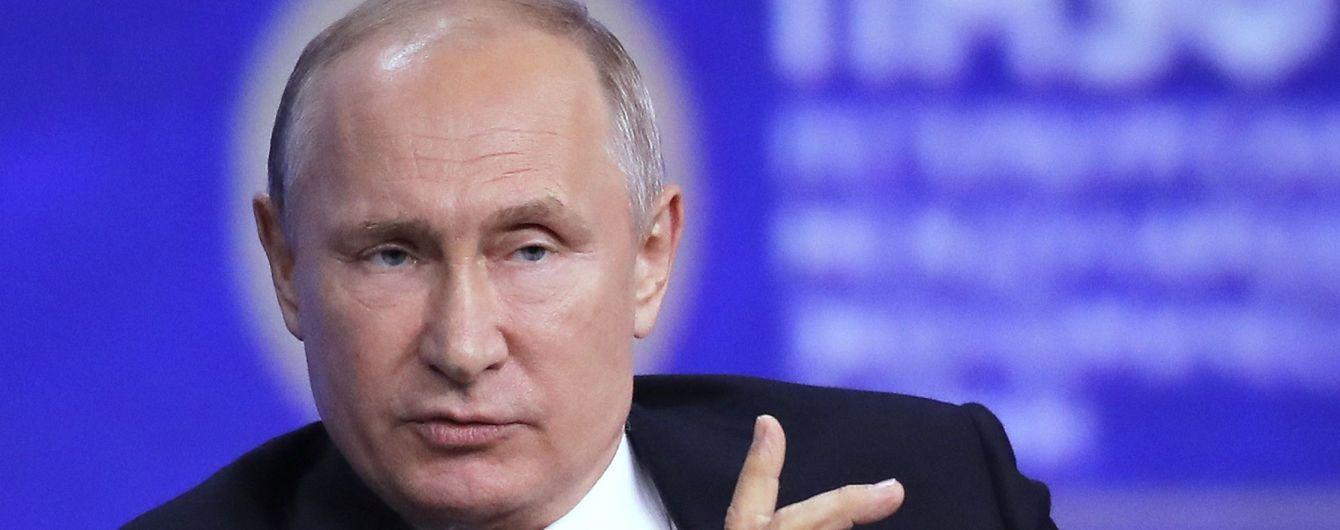 """""""Наметок нет"""". У Путина прокомментировали возможную встречу с Зеленским"""