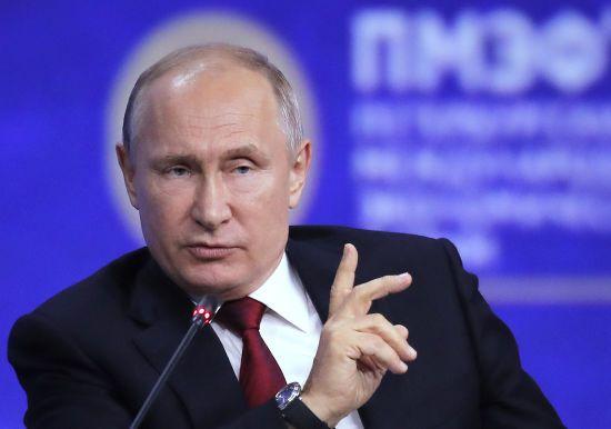"""Не хочемо """"жовтих жилетів"""" у Москві: Путін уперше прокоментував протести опозиції"""