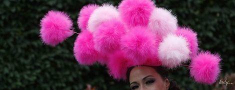 Це просто свято якесь: найефектніші капелюшки гостей на перегонах в Аскоті