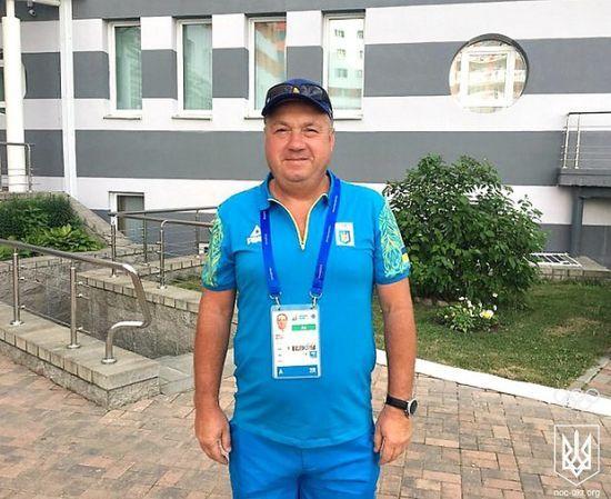 Україна назвала прапороносця на Європейських іграх у Мінську