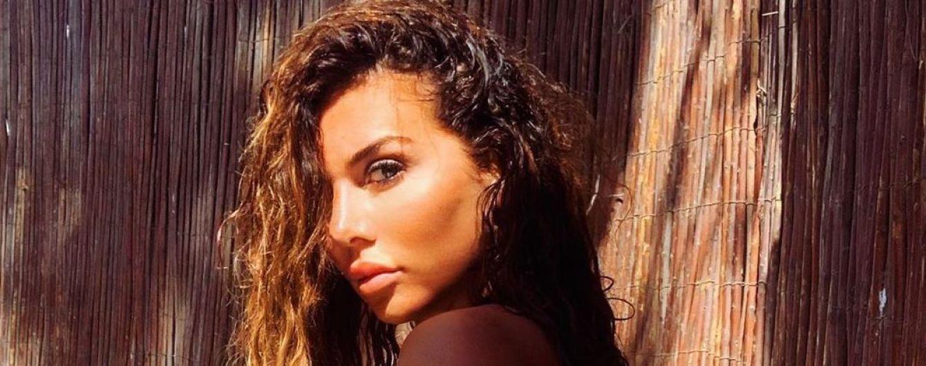 """""""Сrazy"""" Седокова в бикини погоняла на квадроцикле на острове Греции"""