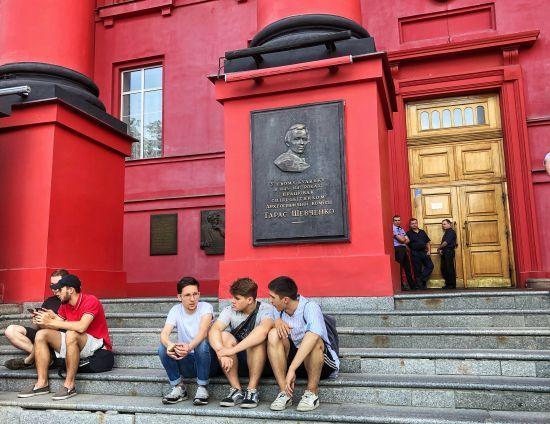 До британського рейтингу найкращих університетів світу увійшли шість українських вишів
