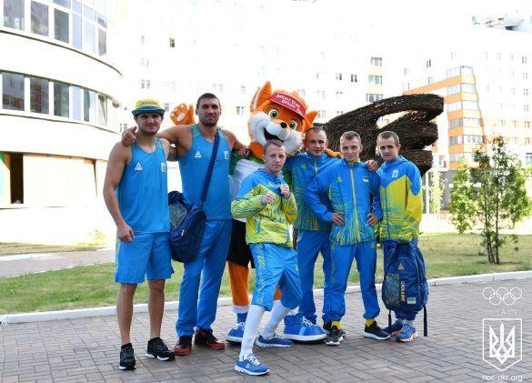 Українці на Європейських іграх