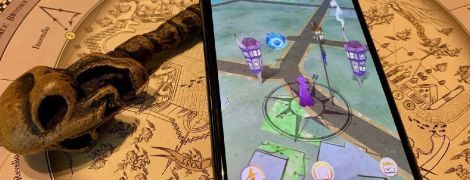 Как Pokemon Go: в США представили новую игру о Гарри Поттере с дополненной реальностью