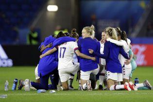 Визначилися учасники 1/8 фіналу жіночого Чемпіонату світу з футболу