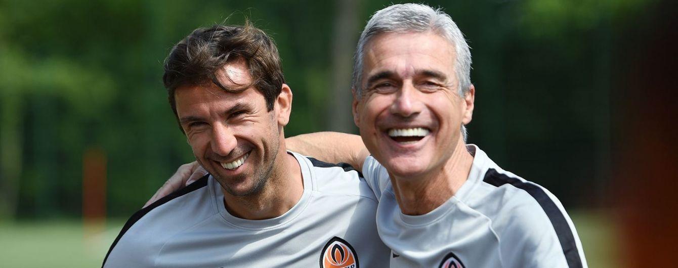 """Срна завершив кар'єру футболіста, """"Шахтар"""" готує йому прощальний матч"""