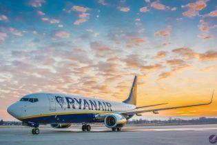 Ryanair влітку відновить лише половину рейсів з України