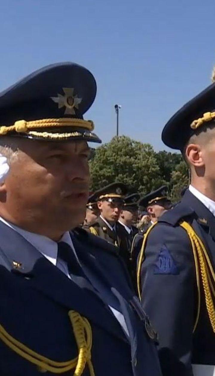 У Харкові відбувся випуск лейтенантів університету повітряних сил
