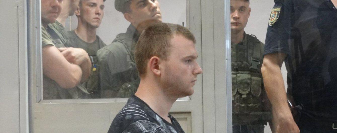 Вбивство 11-річної Дарини Лук'яненко: Одеський суд подовжив арешт підозрюваному