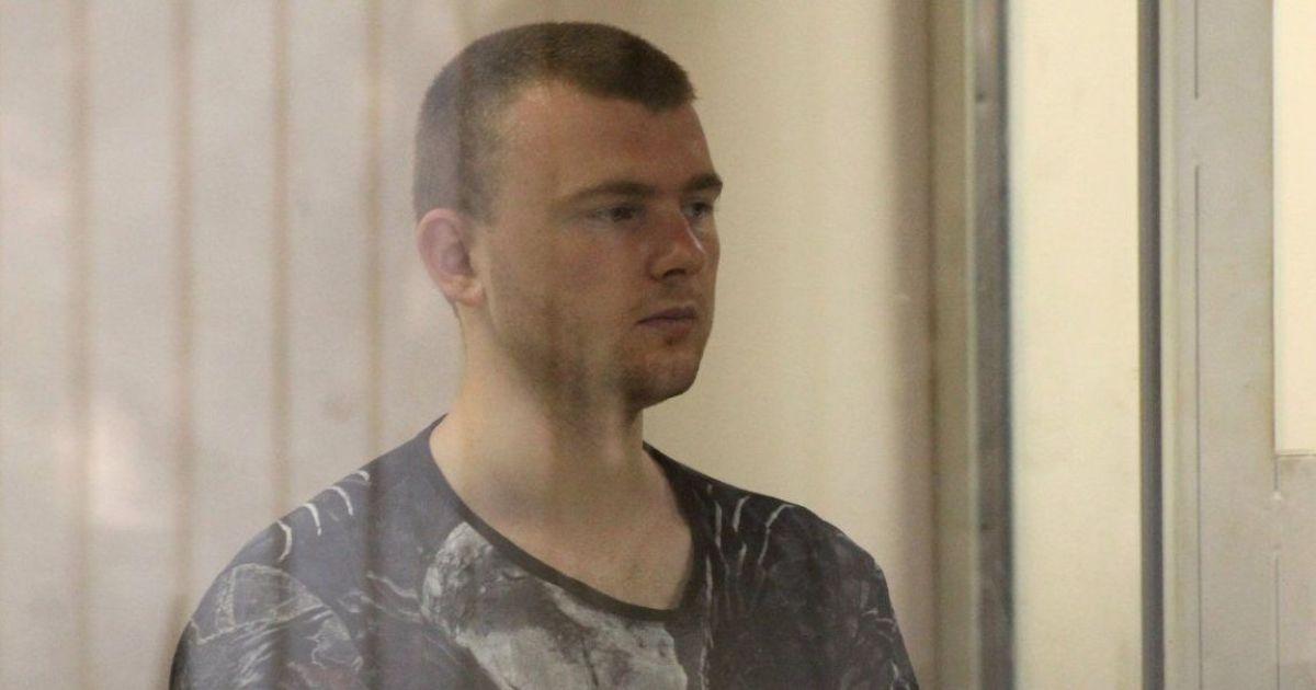 В Одеській області обвинувачений у вбивстві 11-річної Даші Лук'яненко порізав собі горло: суд оголошував вирок