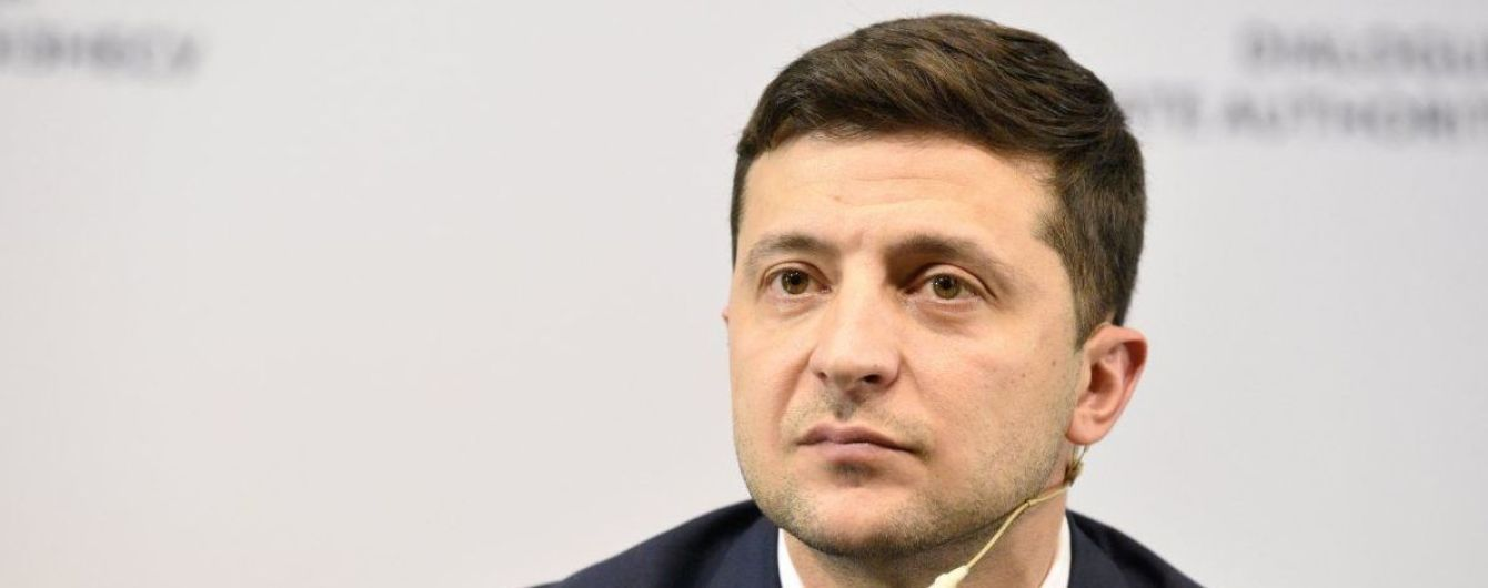 Зеленский получил первую президентскую зарплату