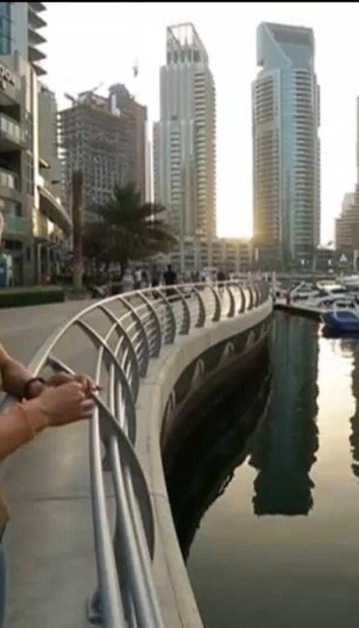 Мой путеводитель. Дубай - город-сказка посреди пустыни