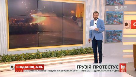 Грузия протестует из-за скандала с российским политиком - влог Егора Гордеева