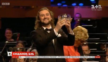 Украинец Андрей Кымач стал лучшим оперным певцом мира
