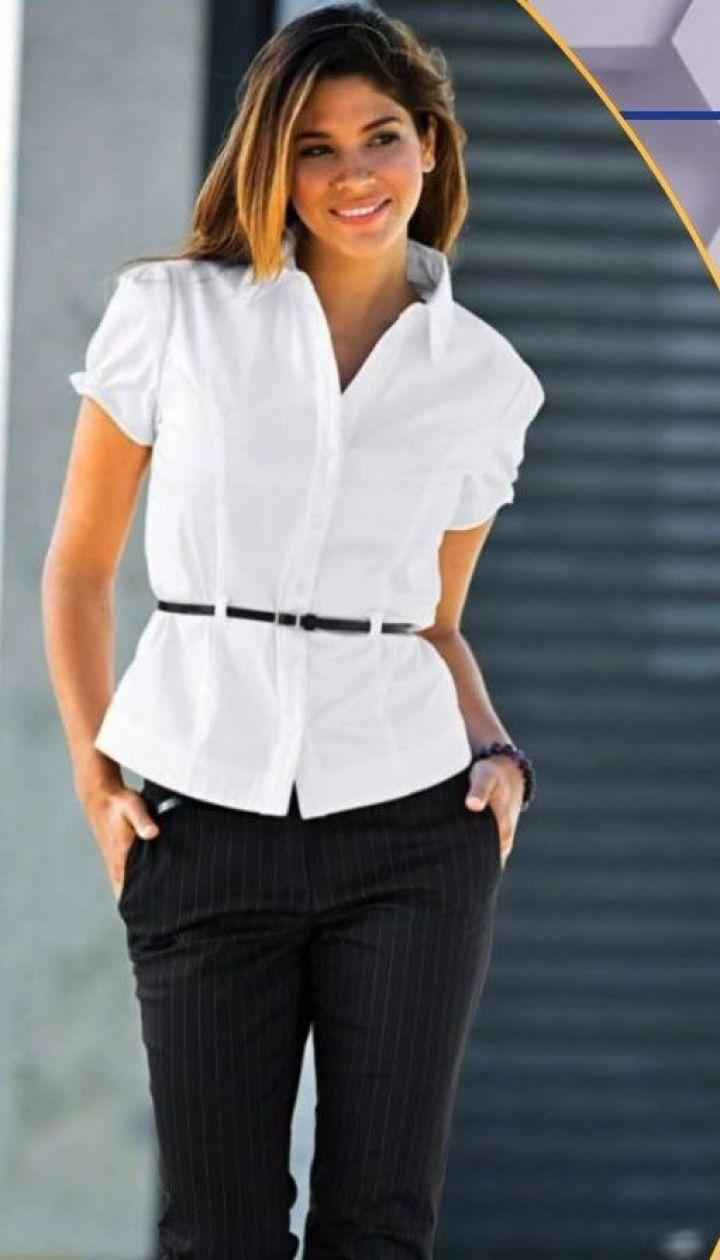 Как следует одеваться в офис в летнюю жару - советы констультанта по этикету Юлии Юдиной
