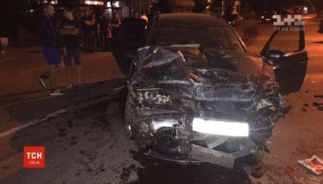 На Львівщині водій у ДТП убив жінку і втік
